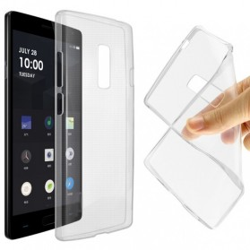 Imak Ultra Thin TPU Case for OnePlus Two - Transparent