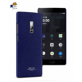Imak Cowboy Quicksand Ultra Thin Hard Case for OnePlus Two - Blue