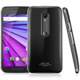 Imak Crystal 2 Ultra Thin Hard Case for Motorola Moto G3 - Transparent - 2