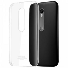 Imak Crystal 2 Ultra Thin Hard Case for Motorola Moto G3 - Transparent - 3
