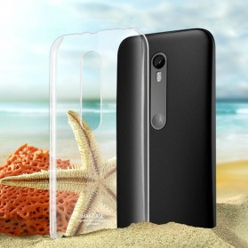 Imak Crystal 2 Ultra Thin Hard Case for Motorola Moto G3 - Transparent - 7