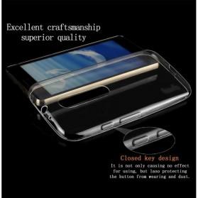 Imak Ultra Thin TPU Case for Motorola Moto G3 - Transparent - 2