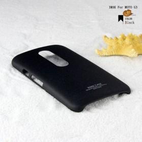 Imak Cowboy Quicksand Ultra Thin Hardcase for Moto G3 - Black - 3