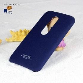 Imak Cowboy Quicksand Ultra Thin Hardcase for Moto G3 - Blue - 2