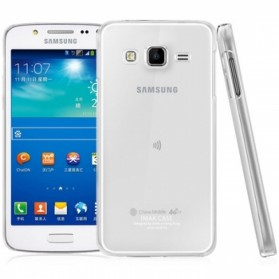 Imak Crystal 2 Ultra Thin Hard Case for Samsung Galaxy J5 2015 J5008 - Transparent