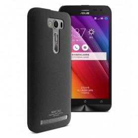 Imak Cowboy Quicksand Ultra Thin Hard Case for Asus Zenfone 2 Laser 5 Inch ZE500KL - Black