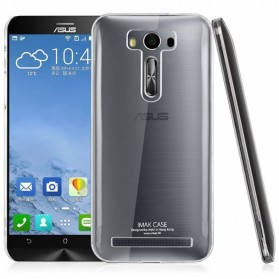Imak Crystal 2 Ultra Thin Hard Case for Asus Zenfone 2 Laser 5 inch - ZE500KL - Transparent