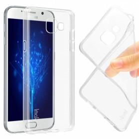 Imak Ultra Thin TPU Case for Samsung Galaxy A9 - Transparent - 2