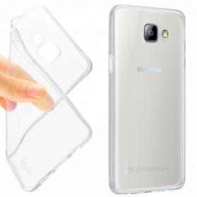Imak Ultra Thin TPU Case for Samsung Galaxy A9 - Transparent - 3
