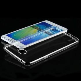 Imak Ultra Thin TPU Case for Samsung Galaxy A9 - Transparent - 5