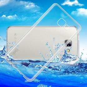 Imak Ultra Thin TPU Case for Samsung Galaxy A9 - Transparent - 6