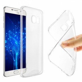 Imak Ultra Thin TPU Case for Samsung Galaxy S7 - Transparent - 2