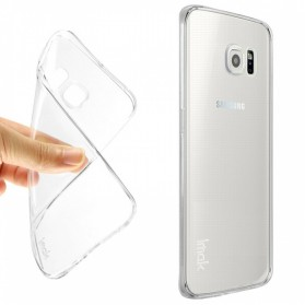 Imak Ultra Thin TPU Case for Samsung Galaxy S7 - Transparent - 3