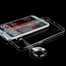 Imak Ultra Thin TPU Case for Samsung Galaxy S7 - Transparent - 6
