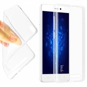Imak Ultra Thin TPU Case for Xiaomi Redmi 3 - Transparent - 2