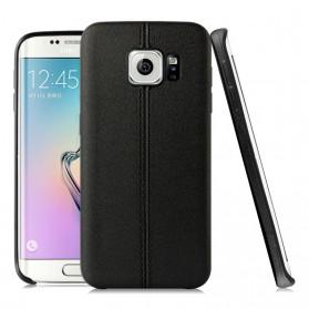 Imak Vega Series TPU Case for Samsung Galaxy S7 Edge - Black
