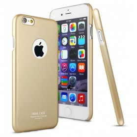Imak Jazz Series Ultra Thin Case for Apple iPhone 6s - Golden