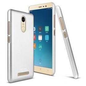 Imak Jazz Series Ultra Thin Case for Xiaomi Redmi Note 3 (KENZO) - Silver
