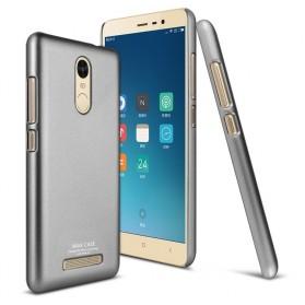 Imak Jazz Series Ultra Thin Case for Xiaomi Redmi Note 3 (KENZO) - Gray