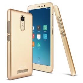 Imak Jazz Series Ultra Thin Case for Xiaomi Redmi Note 3 (KENZO) - Golden