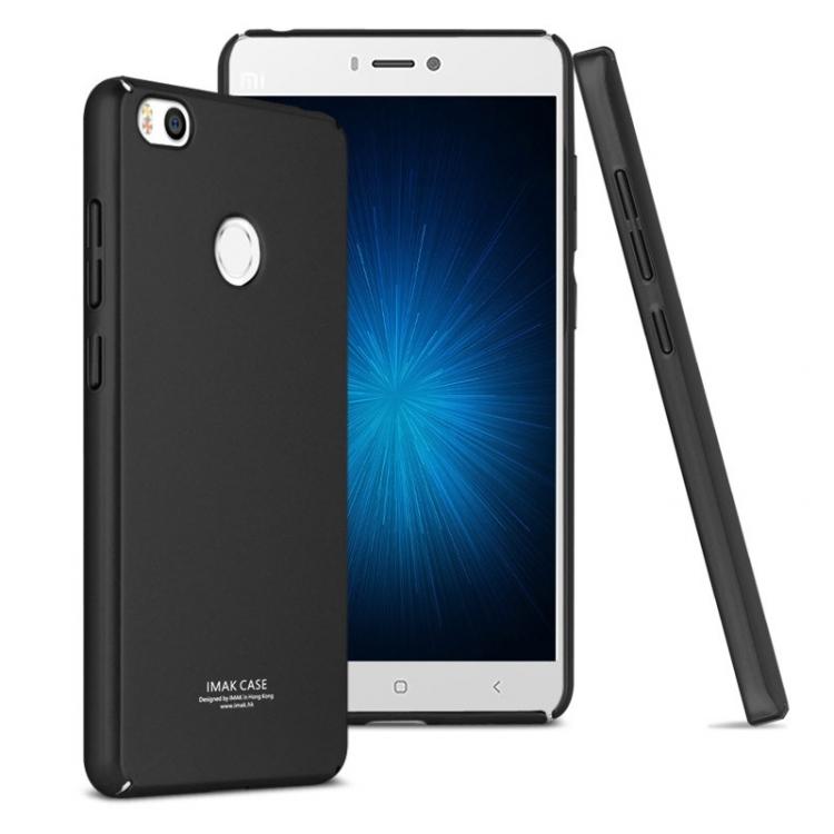 ... 7 Imak Jazz Series Ultra Thin Case for Xiaomi Mi4s - Black - 1 ...