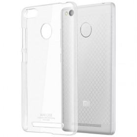 Imak Crystal 2 Ultra Thin Hard Case for Xiaomi Redmi 3 Pro - Transparent