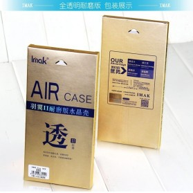 Imak Crystal 2 Ultra Thin Hard Case for Xiaomi Redmi 3 Pro - Transparent - 7