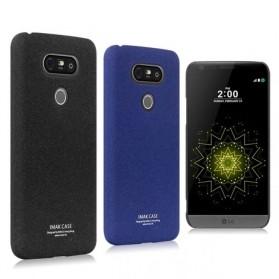 Imak Cowboy Quicksand Ultra Thin Hard Case for LG G5 H830 - Black - 2