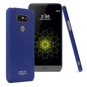 Imak Cowboy Quicksand Ultra Thin Hard Case for LG G5 H830 - Blue