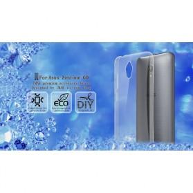 Imak Crystal 2 Ultra Thin Hard Case for Asus Zenfone GO ZC500TG - Transparent - 6