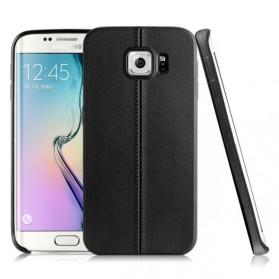 Imak Vega Series TPU Case for Samsung Galaxy S6 Edge G9250 - Black
