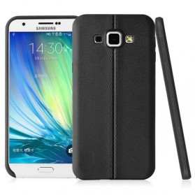 Imak Vega Series TPU Case for Samsung Galaxy A8 - Black