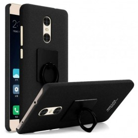 Imak Contracted iRing Hard Case for Xiaomi Redmi Pro - Black