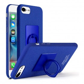 Imak Contracted iRing Hard Case for iPhone 7/8 - Blue