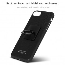 Imak Contracted iRing Hard Case for iPhone 7/8 Plus - Black - 3