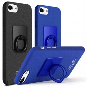 Imak Contracted iRing Hard Case for iPhone 7/8 Plus - Black - 4