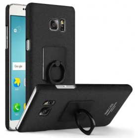 Imak Contracted iRing Hard Case for Samsung Galaxy Note 7 - Black