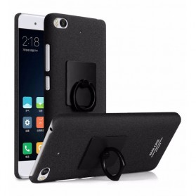 Imak Contracted iRing Hard Case for Xiaomi Mi5s - Black