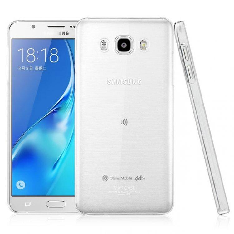 online store 73153 d071d Imak Crystal 2 Ultra Thin Hard Case for Samsung Galaxy J5 2016 J5108 ...