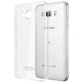 Imak Crystal 2 Ultra Thin Hard Case for Samsung Galaxy J7 2016 J7108 - Transparent - 2