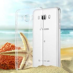 Imak Crystal 2 Ultra Thin Hard Case for Samsung Galaxy J7 2016 J7108 - Transparent - 3