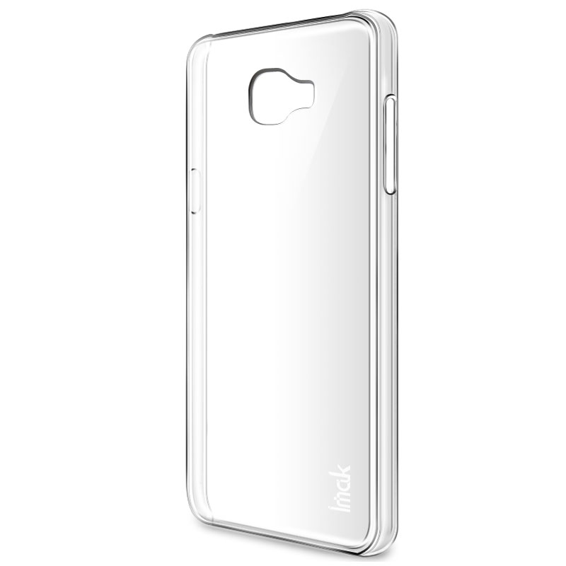 ... Imak Crystal 2 Ultra Thin Hard Case for Samsung Galaxy A9 Pro A9100 - Transparent ...