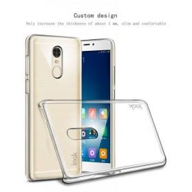 Imak Crystal 2 Ultra Thin Hard Case for Xiaomi Redmi Note 4 Mediatek - Transparent - 3