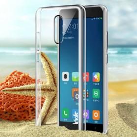 Imak Crystal 2 Ultra Thin Hard Case for Xiaomi Redmi Note 4 Mediatek - Transparent - 5