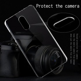 Imak Crystal 2 Ultra Thin Hard Case for Xiaomi Redmi Note 4 Mediatek - Transparent - 7