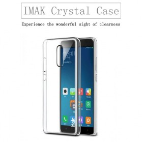 Imak Crystal 2 Ultra Thin Hard Case for Xiaomi Redmi Note 4 Mediatek - Transparent - 8