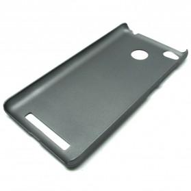 Imak Jazz Series Ultra Thin Case for Xiaomi Redmi 3 Pro - Gray - 4