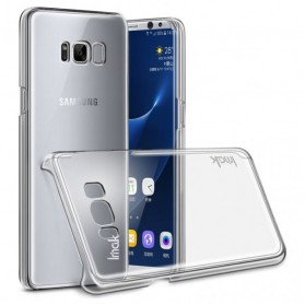 Imak Crystal 2 Ultra Thin Hard Case for Samsung Galaxy S8 - Transparent