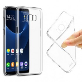 Imak Ultra Thin TPU Case for Samsung Galaxy S8 - Transparent - 3