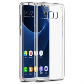 Imak Ultra Thin TPU Case for Samsung Galaxy S8 - Transparent - 5